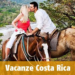 Prenota la tua vacanza in Costa rica