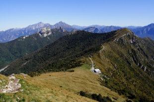 Dove andare ad Albavilla: l'Alpe del Vicerè